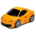 Packenger Lamborghini Huracan Kinderauto Kindertrolley Orange