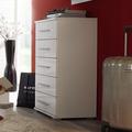 PACK'S Kommode Minosa weiß/Alpinweiß 1000x860x370 cm
