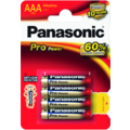 Panasonic Pro Power (AAA), 4er Blister,