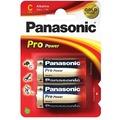 Panasonic LR14PPG/2BP Pro Power, 2er Blister, (C)