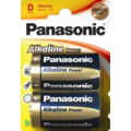 Panasonic LR20APB/2BP (D) Alkaline Power 2er Blister,