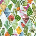 Paper+Design Servietten Tissue Tropical diamonds 33 x 33 cm 20er