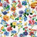Paper+Design Tissue Servietten Bed of flowers 33 x 33 cm 20 Stück