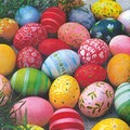 Paper+Design Tissue Servietten Colourful Eggs 33 x 33 cm 20 Stück