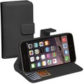 Pedea BookCover Classic für Apple iPhone 6S Plus, schwarz
