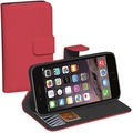 Pedea BookCover Classic für Apple iPhone 6S, rot