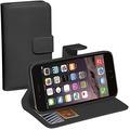 Pedea BookCover Classic für Apple iPhone 6S, schwarz