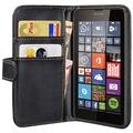 Pedea BookCover für Microsoft Lumia 640, schwarz