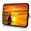 Pedea Design Tablet-Tasche 10,1 Zol ocean sunset