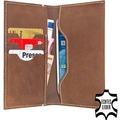 Pedea Echtledertasche Alabama für Samsung Galaxy S5, tobacco