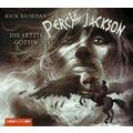 Percy Jackson 05. Die letzte Göttin Hörbuch