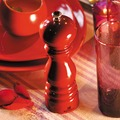 Peugeot Salzmühle PARIS U-Select 12cm rot lackiert