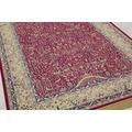 Peyer Syntex Teppich Isphahan 77806 rot 65 cm x 135 cm