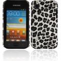 Twins Wild für Samsung i9000 Galaxy S, weiß