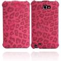 Twins Wild Flip für Samsung Galaxy Note, pink