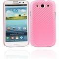 Twins Carbon für Samsung Galaxy S3, pink