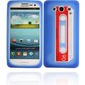 Twins MC Blue für Samsung Galaxy S3