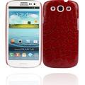 Twins Dragon Shell für Samsung Galaxy S3, rot