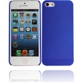 Twins Perforated für iPhone 5/5S/SE, blau