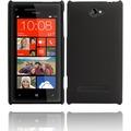 Twins Shield Matte für HTC Windows Phone 8S, schwarz