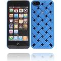 Twins Weave für iPhone 5/5S/SE, blau