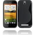 Twins Fancy Bright für HTC One SV, schwarz