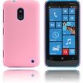 Twins Shield Matte für Nokia lumia 620, pink