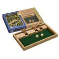 Philos-Spiele 3271 - Shut The Box aus Bambus