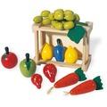 Pinolino Kiste mit Gemüse