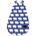Pinolino Schlafsack 'Happy Sheep', blau, Sommer, 70 cm