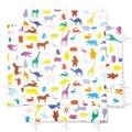 Pinolino Universal-Laufgittereinlage 'Happy Zoo'