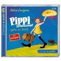 Pippi Langstrumpf geht an Bord - Das Hörspiel (2 CD) Hörbuch