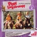 Pippi Langstrumpf Musik-CD Hörbuch