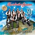 Planet Der Lieder, CD