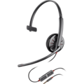Plantronics Headset Blackwire C215, 3,5 mm, monaural