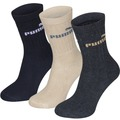 PUMA Sport Junior (3 Paar) jeans/stone/navy 27/30