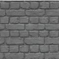 Rasch 226744, Papiertapete, grau, schwarz