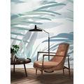 Rasch Digitaldrucktapete Young Artists Wandbild 100853 grün, blau, grau