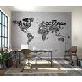 Rasch Digitaldrucktapete Young Artists Wandbild 101010 schwarz, grau