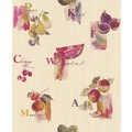 Rasch Heißpräge, Papier, Tapete Tiles & More XIV 307511