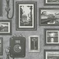 Rasch Heißpräge, Papier, Tapete Tiles & More XIV 307900