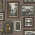Rasch Heißpräge, Papier, Tapete Tiles & More XIV 307917