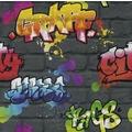 Rasch Papiertapete Kids & Teens II Motiv 237801