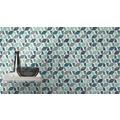 Rasch Tapete Modern Art 519839 Grau, Türkis, Blau 0.53 x 10.05 m