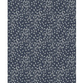 Rasch Tapete Selection Relief/Vlies 755749 Silber, Blau 0.53 x 10.05 m