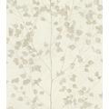 Rasch Vlies Tapete Muster & Motive 416619 Finca Weiß-Perlweiß 0.53 x 10.05 m
