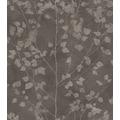 Rasch Vlies Tapete Muster & Motive 416664 Finca Schwarz-taupe 0.53 x 10.05 m