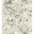 Rasch Vlies Tapete Muster & Motive 543018 Poetry II Grau-greige 0.53 x 10.05 m