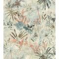 Rasch Vlies Tapete Muster & Motive 543025 Poetry II Beige-Leinen hell 0.53 x 10.05 m