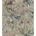 Rasch Vlies Tapete Muster & Motive 543049 Poetry II Grau-mauve kaki 0.53 x 10.05 m
